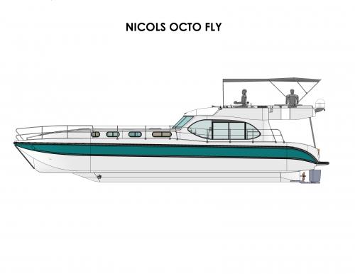 Nicols Estivale Octo fly profil sireuil charente intercroisieres