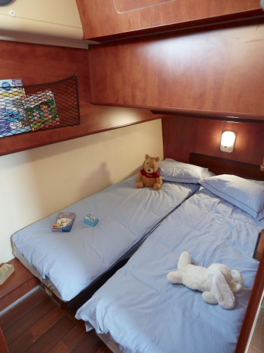 Nicols Estivale Octo cabine tribord sireuil charente inter croisieres