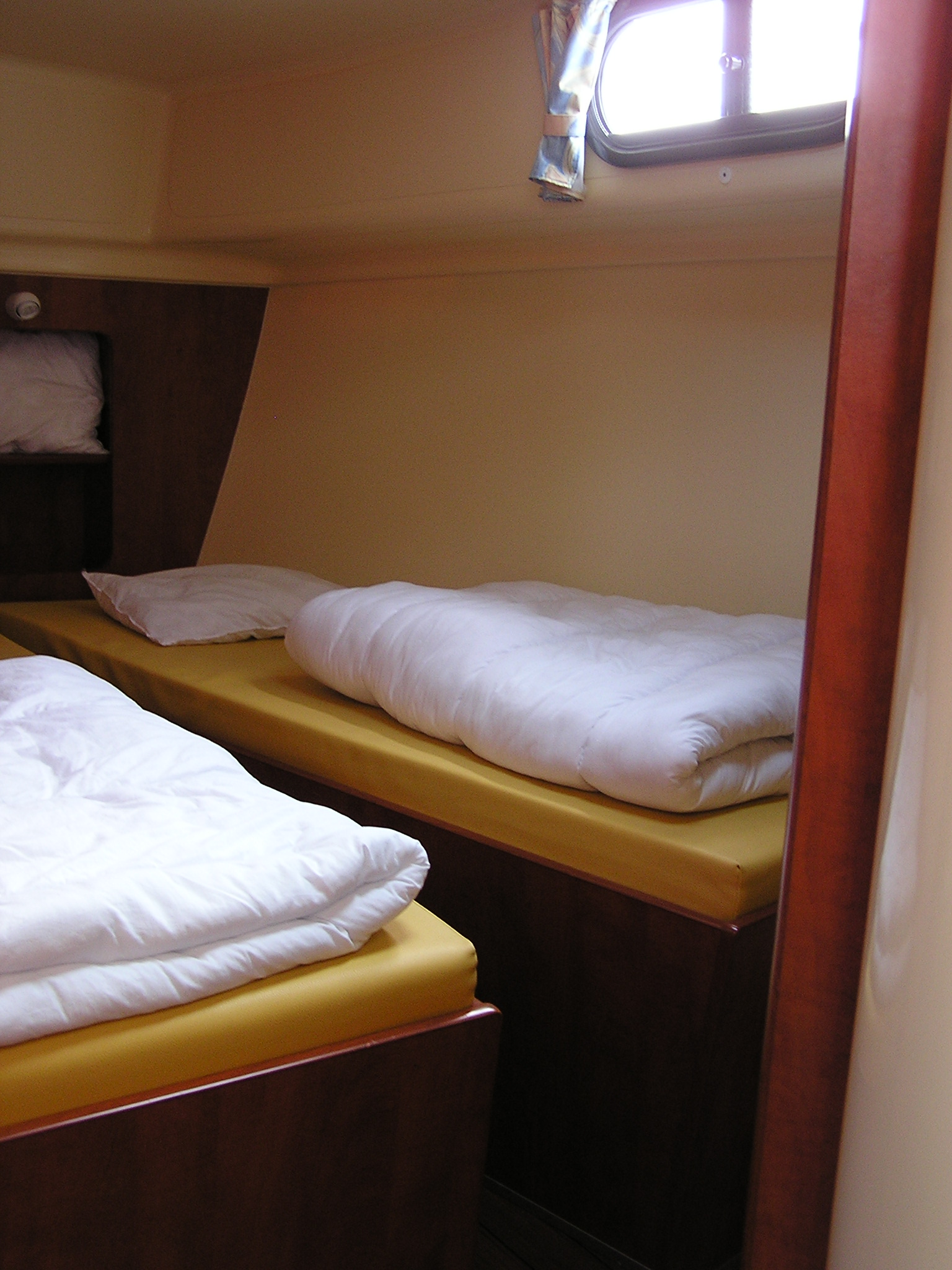 Nicols Estivale QUATTRO chambre lits simples sireuil charente inter croisieres