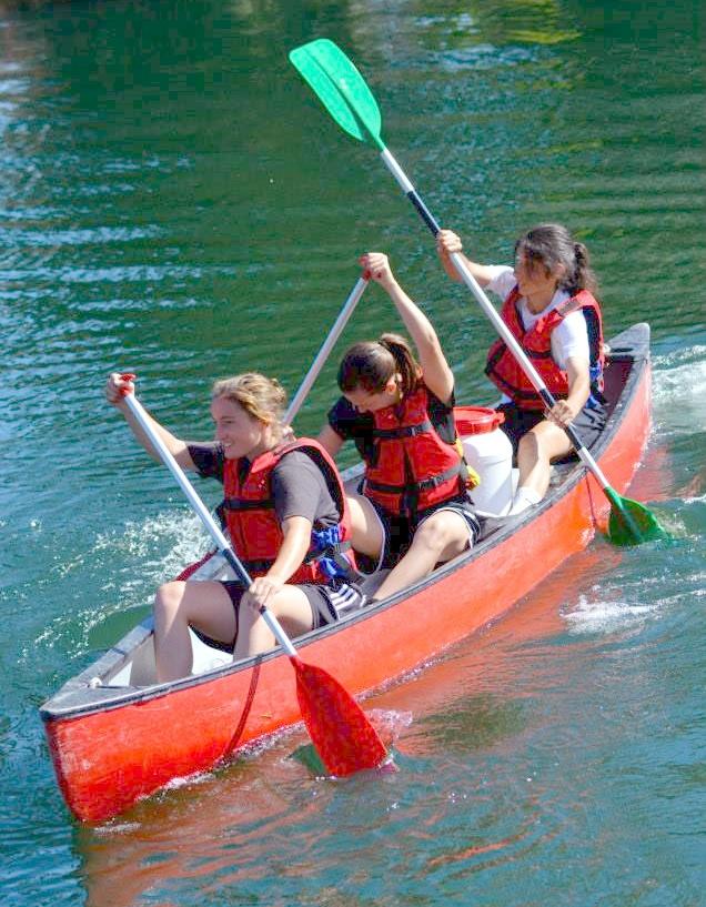 canoe charente sireuil intercroisieres